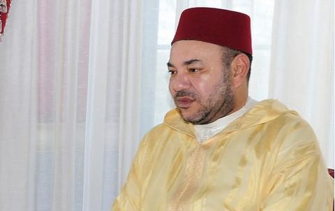 Roi mohammedVI maroc 2014