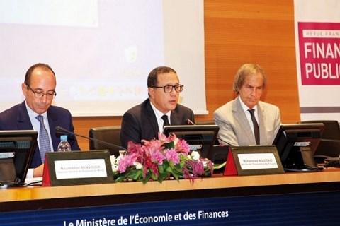 Colloque finances publiques maroc france septembre 2014