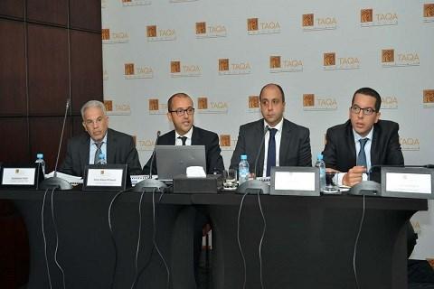 Jlec taqa resultats financiers septembre 2014