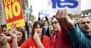 Ecosse/Grande-Bretagne : Le Royaume restera uni