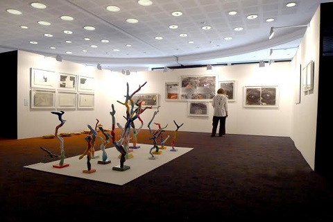 Biennale internationale de l Art contemporain casablanca