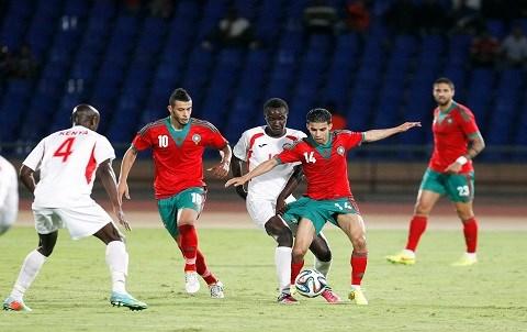 Can 2015 maroc kenya