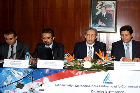 Conference automotive meetings tangier med septembre 2014