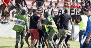 Hooliganisme : Encore de pseudo-fans