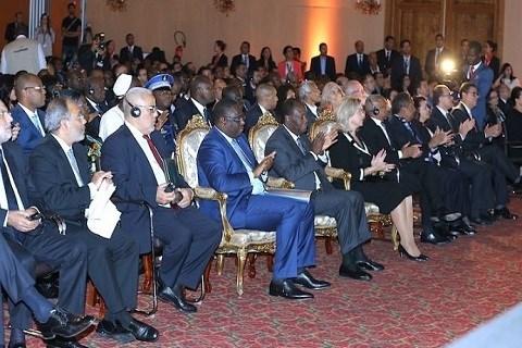 Forum pour le developpement de l Afrique marrakech 9eme edition