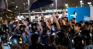 Hong Kong : Un printemps chinois très spécifique