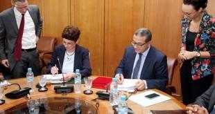 Maroc-BERD : enfin l'accord de siège !