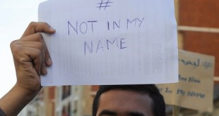 «Not in my name», pour ou contre ?