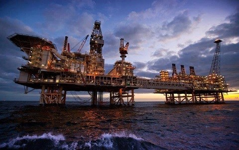 Petrole offshore