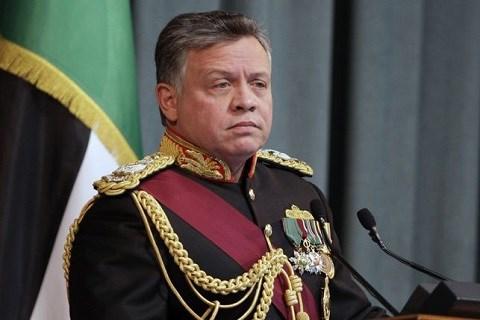 Roi de jordanie