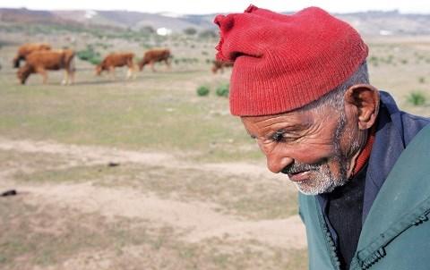 Vieux maroc rural