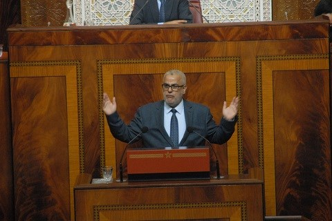 Abdelilah Benkirane reforme Caisse compensation