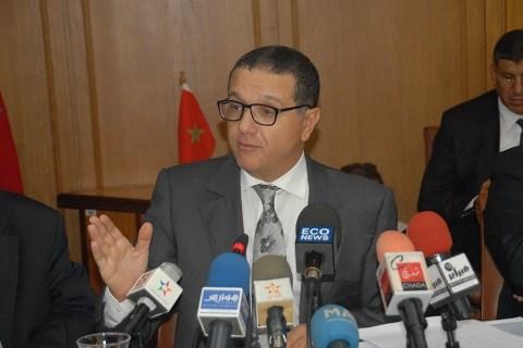 Boussaid ministre des finances maroc
