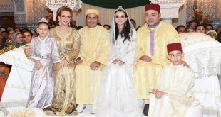 Maroc : mariage du Prince Moulay Rachid