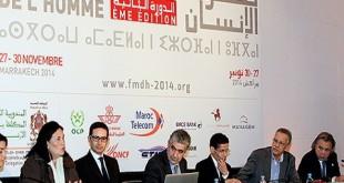 La 2ème édition du Forum des droits de l'homme, au Maroc