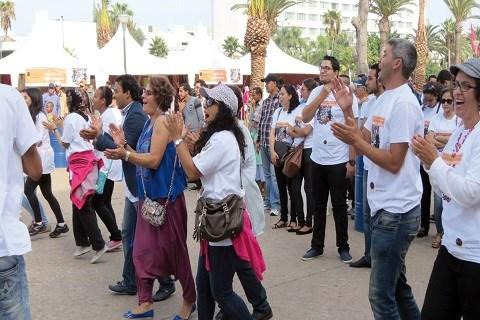 Journee festive droit des femmes 25 octobre 2014
