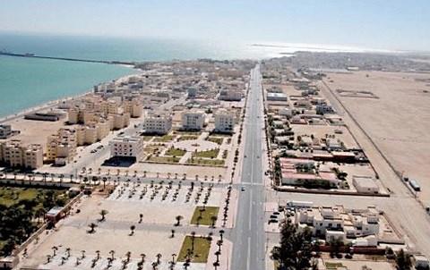 Laayoune sahara