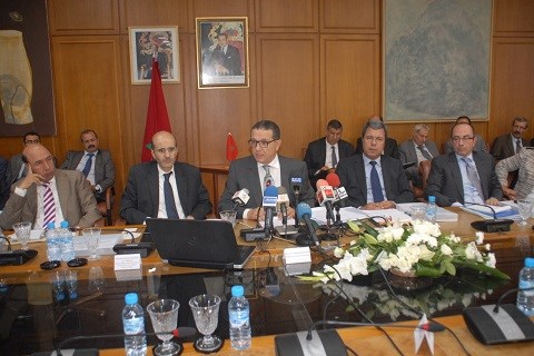 Loi de finances maroc 2014