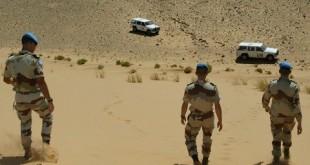 Sahara : Blocage et lignes rouges