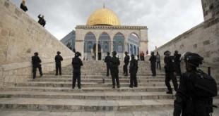 Palestine : L'esplanade des Mosquées mobilise