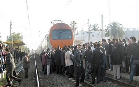 Trains maroc
