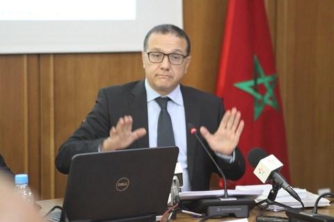 ministre des finances boussaid