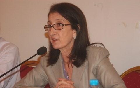 Amina benkhadra petrole maroc