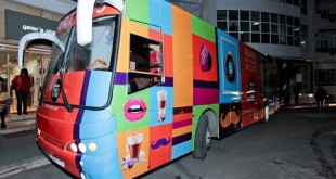 «Art Bus» : Un nouveau concept