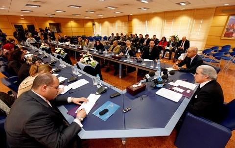Conference de presse bam decembre 2014