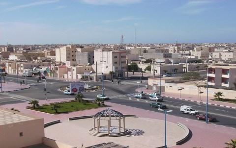 Dakhla sahara marocain