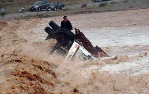Inondations maroc novembre 2014