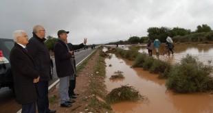 Inondations : Le plan d'urgence est déclenché dans les zones sinistrées