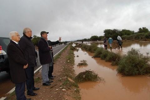 Ministre interieur hassad innondations maroc novembre 2014