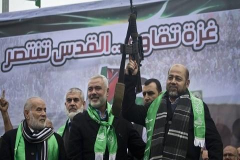 Palestinien Hamas
