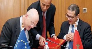 UE-Maroc : Appui à trois leviers prioritaires