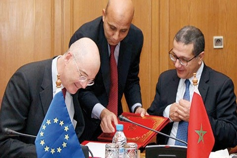 Ruppert joy et mohamed bensaid accord ue maroc decembre 2014