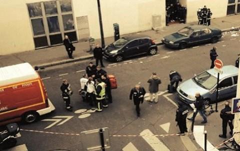 Attentat contre siege de charlie hebdo paris janvier 2015