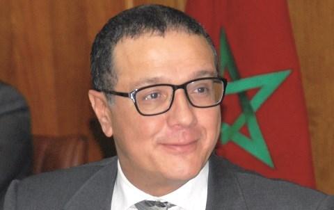 Boussaid ministre finances maroc 2015