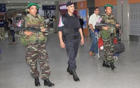 Dispositif securite hadar Maroc 2014
