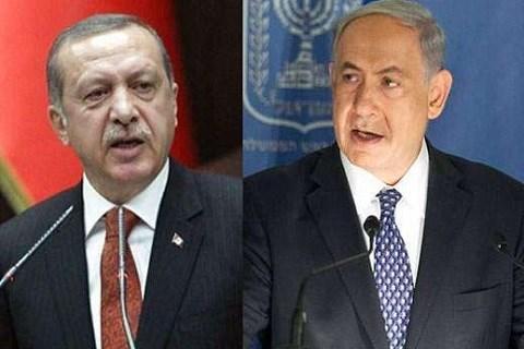 Erdogan et netanyahu