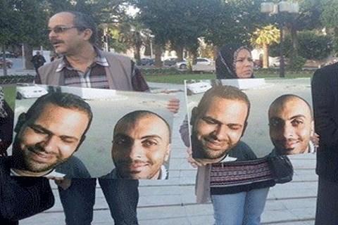Journalistes libyens kidnappes en libye 2014