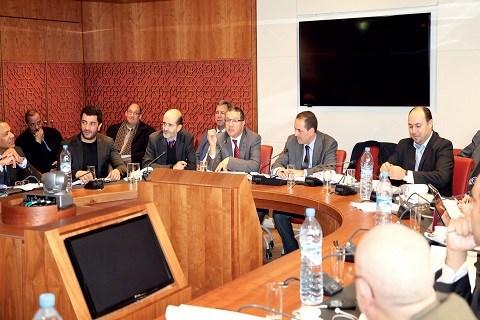 Loi de finances au parlement maroc decembre 2014