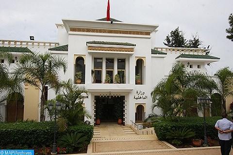 Ministere de l interieur maroc