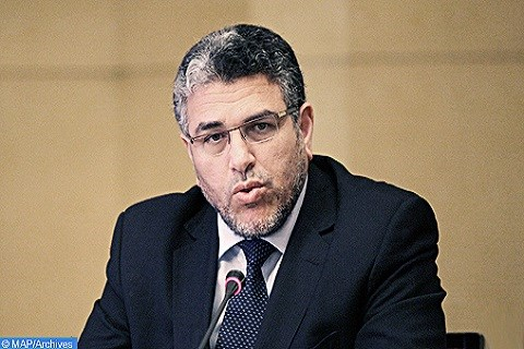 Mustapha ramid ministre de la justice maroc 2014
