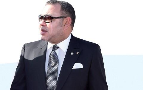 Roi Mohammed VI Maroc