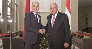 Maroc-Egypte : Gifle magistrale !