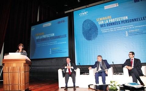 Seminaire protection donnees personnelles maroc decembre 2014