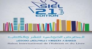 21ème Siel : Le livre en fête