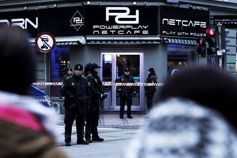 Attentats danemark fevrier 2015