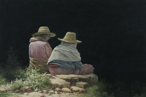 Cherkaoui peinture nord du maroc